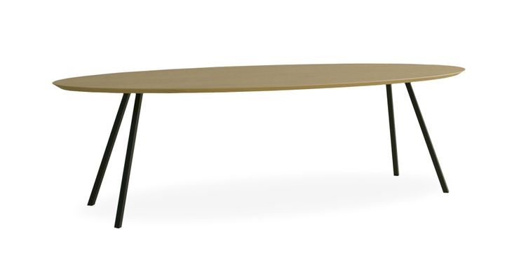 Studio HENK Slim Co Ovaal Eettafel