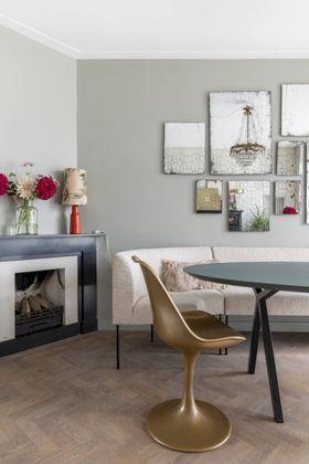 Studio HENK Slim X-Type Ovaal Eettafel