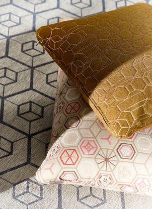 textiles & more Dihedral Sierkussen