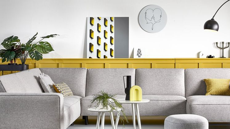 Trendhopper Fineline Wanddecoratie