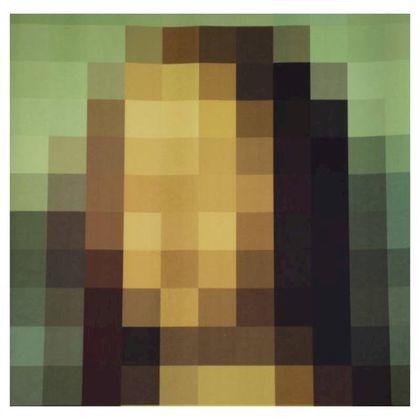 Trendhopper Mona Lisa Wanddoek