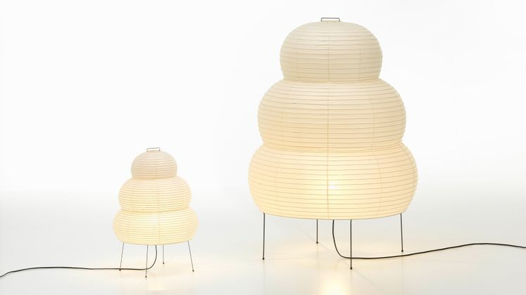 Vitra Akari 24N Tafellamp