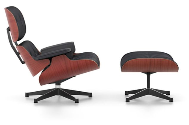 Vitra Eames Lounge Chair & Ottoman Fauteuil