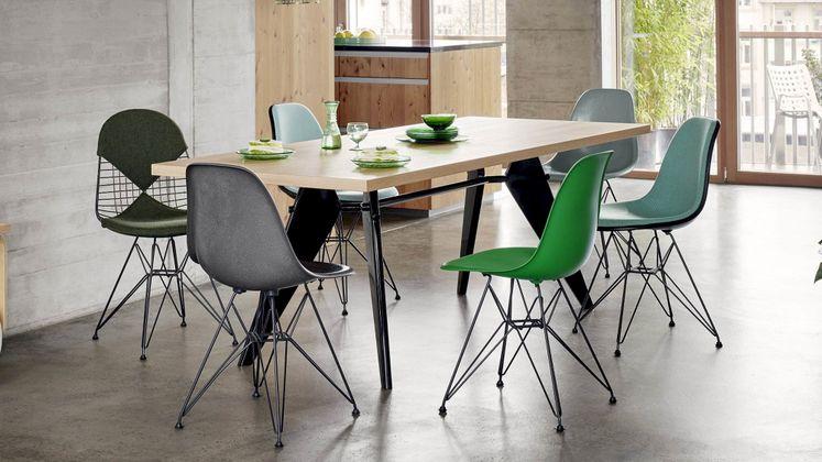 Vitra EM Table Eettafel