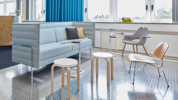 Vitra LCM Lounge Chair