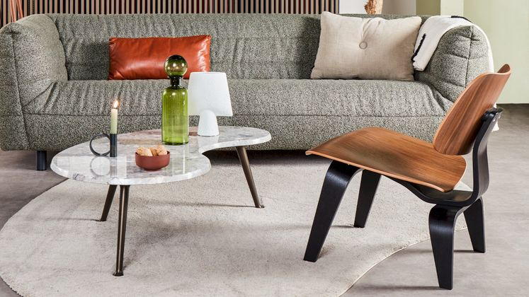 Vitra LCW Lounge Chair
