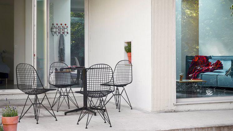 Vitra Wire Chair DKR Eetkamerstoel