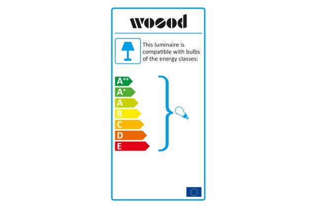 WOOOD Pien Wandlamp