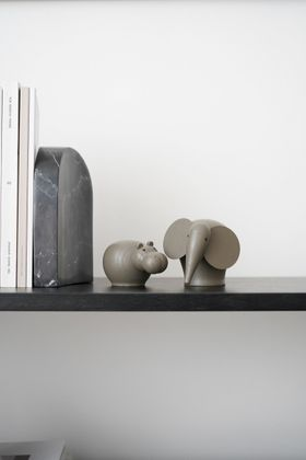 WOUD Hibo Nijlpaard Mini Decoratie