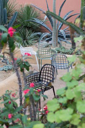 Zuiver Albert Kuip Garden Eetkamerstoel