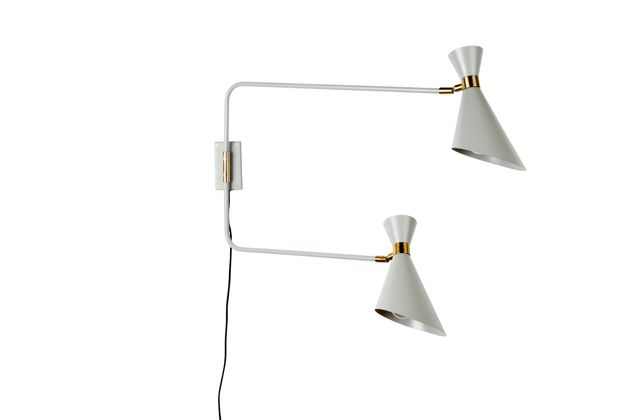 Zuiver Double Shady Wandlamp