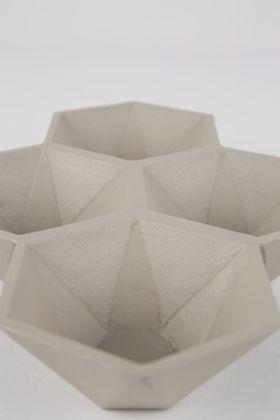 Zuiver Hexagon Dienblad
