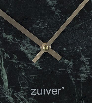 Zuiver Marble Time Klok