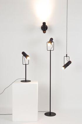 Zuiver Marlon Vloerlamp