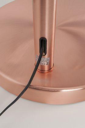 Zuiver Metal Bow Vloerlamp