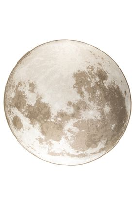 Zuiver Moon Soft Latte Vloerkleed