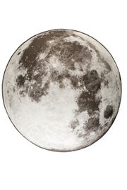 Zuiver Moon Stone Grey Vloerkleed