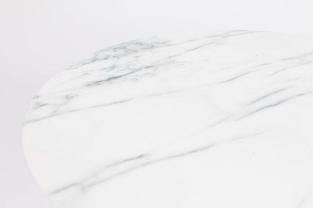 Zuiver Snow Round M Bijzettafel